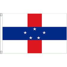 Antilles Flag 5Ft X 3Ft Netherlands Dutch Banner With 2 Metal Eyelets New