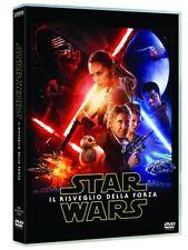 STAR WARS EPISODIO VII - IL RISVEGLIO DELLA FORZA (DVD) NUOVO, ITALIANO