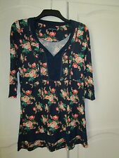 Unbranded Size Tall Floral Tops & Shirts for Women