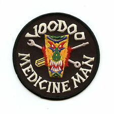 RCAF CAF Canadian CF-101 Voodoo Medicine Man Squadron Crest Patch