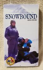 SNOWBOUND Vhs Video Tape Cinar Michael Jaffe FEATURE FILMS FOR FAMILIES New