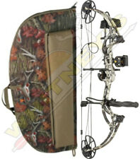 "Fred Bear Cruzer G2 Bow Veil Alpine Lh Package 5-70# 12-30"" With Case"