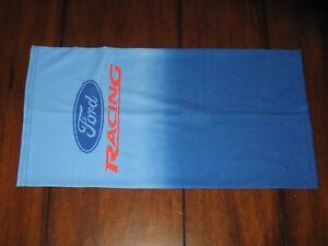 Ford Racing Motorsport Performance Neck Gaiter IMSA LeMans NASCAR SVT Shelby GT