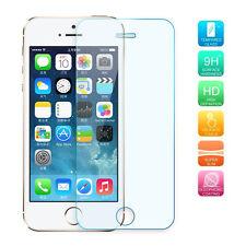 in vetro temperato pellicola protezione schermo per Apple iPhone 5 5C 5s SE BM7