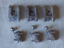 3 Epic Type 1 Manticores *Space Marine/Adeptus Titanicus* Games Workshop