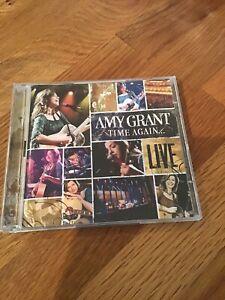 Amy Grant Time Again Live (with bonus DVD)