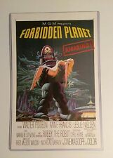 "M•G•M Presents Forbidden Planet 11""X17"" Movie Poster W/Heavy Plastic Sleeve~NEW!"