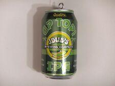 JDub's Brewing Co, Up Top IPA, Empty 12oz Craft Beer Can, Sarasota, Florida