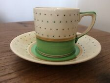Vintage Grays Coffee Can & Saucer