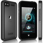 Waterproof Case for iPod Touch 5th/6th/7th Generation &Built-in Screen Protector