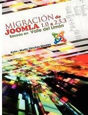 Migración de Joomla 1.0 a versión 2.5.3 basada en Valle del limón: Valle del Lim