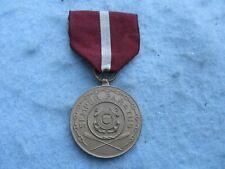 Korean War US Coast Guard Good Conduct Medal Korea Vietnam
