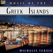 Michalis Terzis - Music Of The Greek Islands [CD]