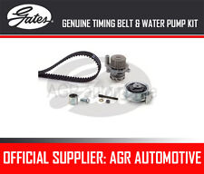 GATES TIMING BELT AND WATER PUMP KIT FOR AUDI A4 CONVERTIBLE 1.8 T 163 2002-09