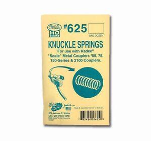 HO Model Train Knuckle Springs (12) - Kadee #625 < vmf121