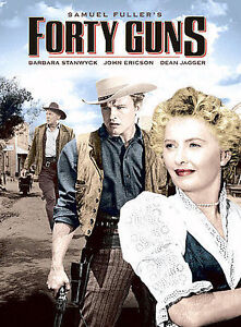 Forty Guns (DVD, 2005, Full Frame/Widescreen) BARBARA STANWYCK FREE SHIPPING