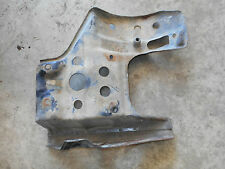 honda trx200 fourtrax trx200d rear back axle skid plate guard 1990 91 92 93 94