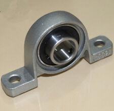 2Pcs 15mm Bore Diameter Ball Bearing Pillow Block [DORL_A]
