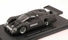 Nissan r89c shake down test 1989 1:43 auto competizione scala ebbro