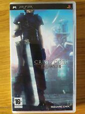 Crisis Core: final Fantasy VII-Sony PSP-completa-En muy buena condición