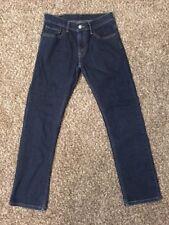 Levi's Jeans 14 Or 27x27 Dark Wash Denim