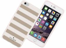 Kate Spade Hybrid Case for iPhone 6 Plus/6s Plus Striped Rose Gold