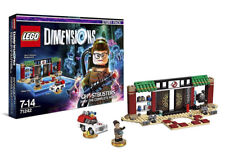 Ghostbusters Story Expansion Character Level Vehicle Pack Lego Dimensions Game
