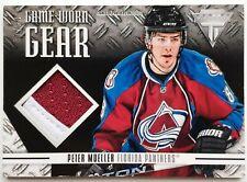 2012-13 Panini Titanium 37/50 Peter Mueller Jersey Card