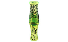 ZINK LONG NECK ROCKER INTERFERENCE GREEN GOOSE CALL +NEW PACKAGE+FREE DVD