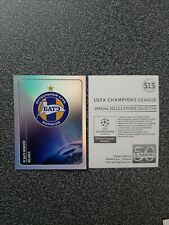 PANINI CHAMPIONS LEAGUE 2011/12 NR. 515 BADGE FC BATE BORISOV