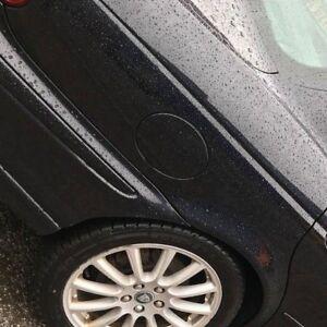 Jaguar X Type  JHM Petrol Cap Door