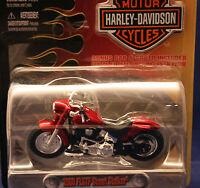**Harley-Davidson**2000 FLSTF STREET STALKER**Maisto*neu*1:24*Standmod.