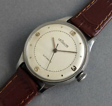 JAEGER LECOULTRE Gents Stainless Steel Bumper Automatic Vintage Watch 1946