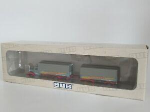 BUB, 1:87 scale, MAGIRUS-DEUTZ S 6500, SINALCO KOLA, TRUCK & TRAILER, #07450