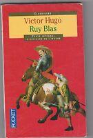 Ruy Blas - Victor Hugo.+ Les clés de l'oeuvre+Dossier historique et littéraire
