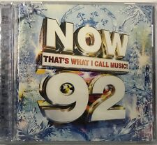 Various Artists - Now That's What I Call Music! 92 (2xCD)