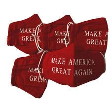 Maga Make America Great Again Face Mask Washable Reusable Trump