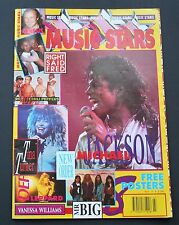 RARE MUSIC STARS 03 MAG FEATURES, MICHAEL JACKSON, RIGHT SAID FRED, TINA TURNER