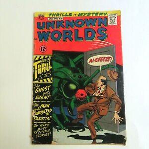Unknown Worlds 55 (1967) Thrills of Mystery, ACG C05