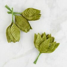 Poly Silk Rose Leaves | 100 Leaves