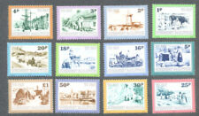 Historic Scenes of Guernsey 1982 Postage Dues