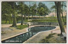 USA postcard - Lititz Springs, Lititz, Pa