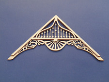 Dollhouse Miniature 1:12 Scale victorian gable