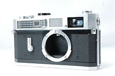 Canon Model 7 Rangefinder Film Camera Body Only  SN893044  **Meter : Works**