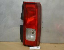 2006-2010 Hummer H3 Right Pass Oem tail light 81 1A2