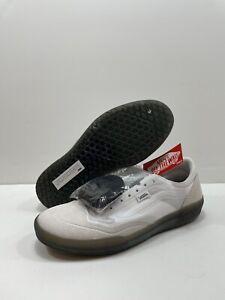 Vans Ave Pro Skate Shoes Mens Size 9 White Smoke 721356