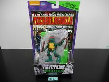 MINT! TMNT NICKELODEON MICHELANGELO IDW FULL SIZE COMIC BOOK NINJA TURTLES 51-21
