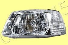 White Headlight Front Lamp LH Fits Hyundai Accent 2000-2002