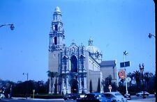 Vtg Lot of 10 Slides St. Vincent de Paul Church L.A. Los Angeles 1950s