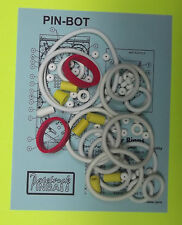 1986 Williams Pinbot / Pin Bot pinball rubber ring kit